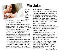 Be Flu Savvy